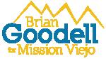 Mayor Brian Goodell for City Council Logo